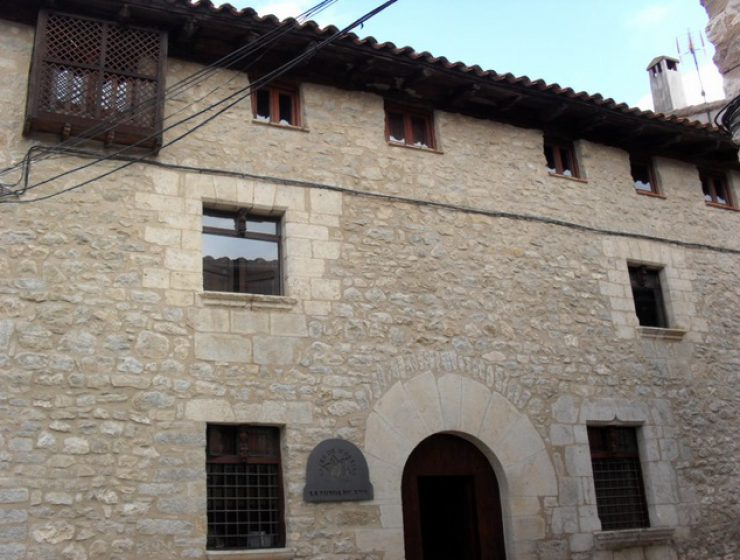 Central de Reservas de la comarca Els Ports | Castellón